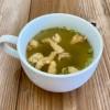 みそ汁とスープ~長崎県雲仙市のお弁当:もぐもぐキッチンブログ